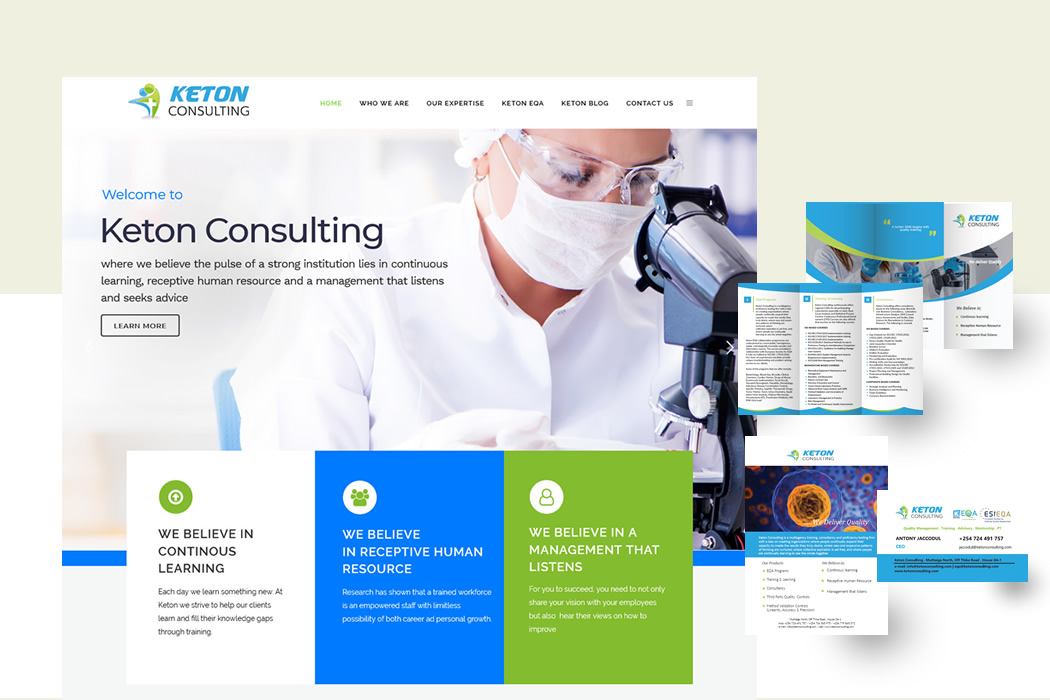 Keton Consulting
